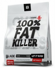 HiTec Nutrition BS Blade 100% Fat Killer 100 mg 120 kapslí
