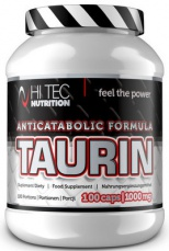 HiTec Nutrition Taurin 1000 100 kapslí