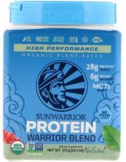 Sunwarrior Warrior Protein Blend Bio 375g