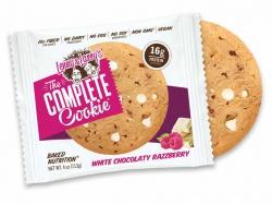 Lenny&Larry's Complete Cookie 113g - bílá čokoláda/malina NEW