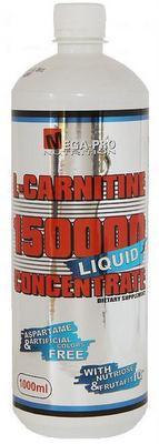 Mega Pro L-Carnitine 150000 Concentrate 1000 ml - grep PROŠLÉ DMT