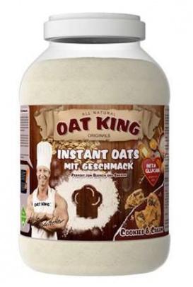 LSP Oat King instant oats 4kg - bílá čokoláda