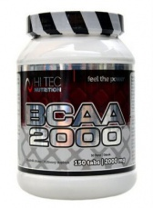 Hitec Nutrition BCAA 2000 150 tablet