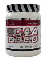 Hitec Nutrition BCAA 2000 400 tablet
