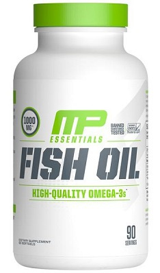 MusclePharm Fish Oil 90 kapslí