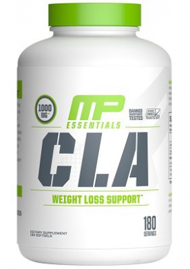 MusclePharm CLA Core 180 kapslí
