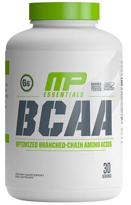 MusclePharm BCAA 3:1:2 240 kapslí