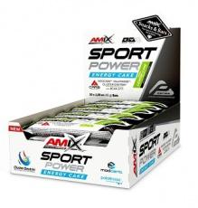 Amix Sport Power Energy Snack Bar 20x45g