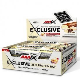 Amix Exclusive Protein Bar 12x85g
