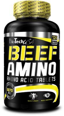 BioTechUSA Beef Amino 120 tablet