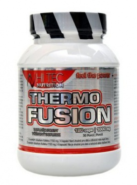 HiTec Nutrition Thermo Fusion 1000 mg 120 kapslí