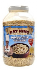 LSP Jumbo Oats whole grain 100% 4000g
