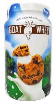 LSP Goat Whey 600 g - banán