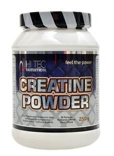 Hitec Nutrition Creatine powder 250 g