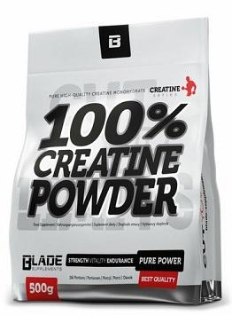 BS Blade 100% Creatine powder 500 g