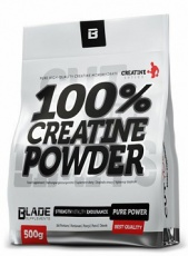 Hitec Nutrition BS Blade 100% Creatine powder 500 g