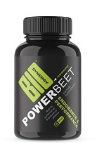 BIOSYNERGY Power Beet 60 kapslí