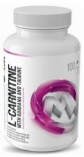 MaxxWin L-Carnitine HCA Chrom 90 kapslí