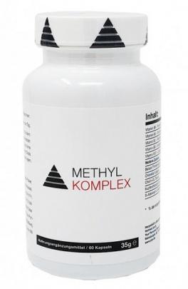 Ypsi Methyl Komplex 60 kapslí PROŠLÉ DMT