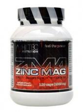 Hitec Nutrition ZMA Zinc Mag 120 kapslí