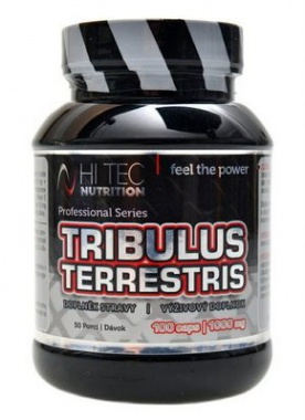 HiTec Nutrition Tribulus Terrestries 1000 mg 100 kapslí