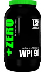 LSP +Zero WPI 90 1000 g - bez příchuti