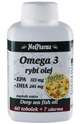 MedPharma Omega 3 67 tobolek