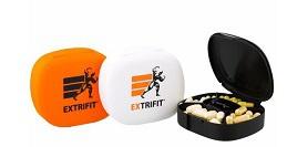 Extrifit Pillbox (zásobník na tablety)