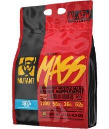 Mutant Mass NEW 6800 g - jahoda/banán VÝPRODEJ (POŠK.OBAL)