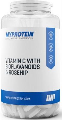 Myprotein Vitamin C with Bioflavonoids & Rosehip 180 tablet PROŠLÉ DMT