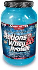 Aminostar Actions Whey Protein 85 2000g - vanilka PROŠLÉ DMT