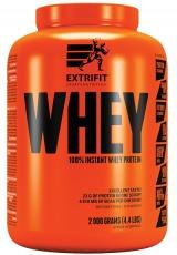 Extrifit 100% Whey Protein 2000 g