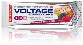 Nutrend Voltage Energy Cake 65g - exotic VÝPRODEJ