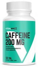 Vitalmax Caffeine 200mg 50 tablet