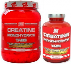 ATP Creatine monohydrate 800 tablet + 300 tablet ZDARMA