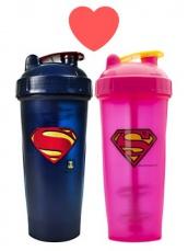 Perfect shaker Super heros 800 ml 1 + 1