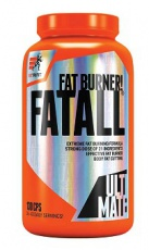 Extrifit Fatall ® Ultimate Fat Burner - 130 kapslí