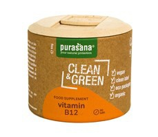 Purasana Vitamín B12 90 tablet