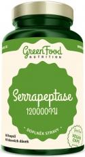 GreenFood Serrapeptase 60 kapslí