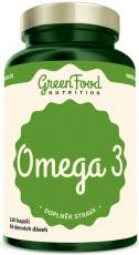 Green Food Omega 3 120 kapslí