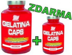 ATP Gelatina 250 kapslí + 100 kapslí ZDARMA