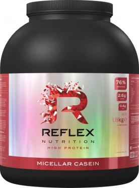 Reflex Micellar Casein 1800 g - vanilka PROŠLÉ DMT
