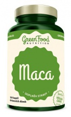 Green Food Maca 120 kapslí