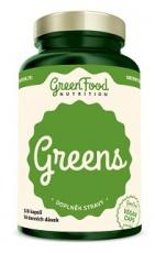 GreenFood Greens 120 kapslí