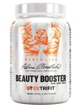 Extrifit Beauty Booster Women Line 90 kapslí