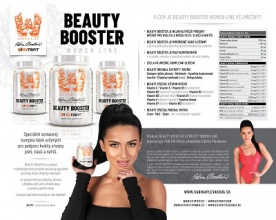 Extrifit Beauty Booster Women Line 90 kapslí