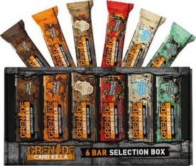 Grenade Carb killa Protein Bar 6x60 g dárkové balení