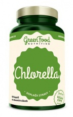 Green Food Chlorella 90 kapslí