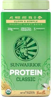 Sunwarrior Protein Classic 750 g