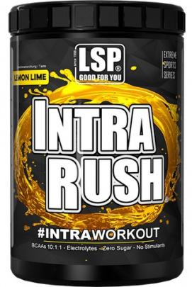LSP Intra Rush 500 g - red fruit VÝPRODEJ